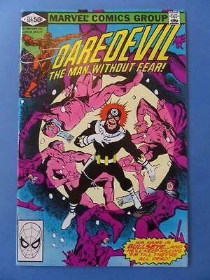 DAREDEVIL 169 1981 MILLER! Classic Bullsey/2nd Elektra HIGH GRADE VF/NM