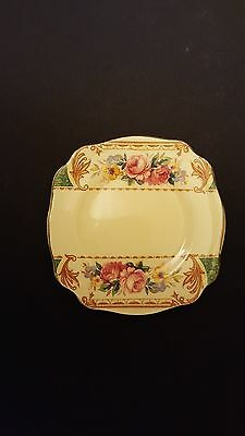 AJ Wilkinson Royal Staffordshire Honeyglaze pin dish c1930s