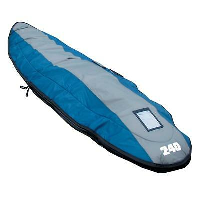 Tekknosport Boardbag 260 XL 90 (265x90) Marine Windsurf Board Tasche Flat Bag