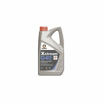 Xstream G40 Antifreeze&Coolant 2Litre VW/Audi/Seat/Skoda/Bentley/XSG402L