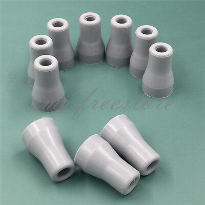 20pcs Dental Oral SE Saliva Ejector Replacement Rubber Valve Snap Tip Adapter