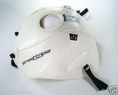Bagster TANK COVER Triumph STREET TRIPLE 675 R 2011-12 protector IN STOCK 1624A