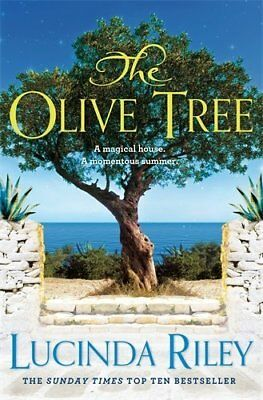 The Olive Tree by Lucinda Riley New Paperback Book