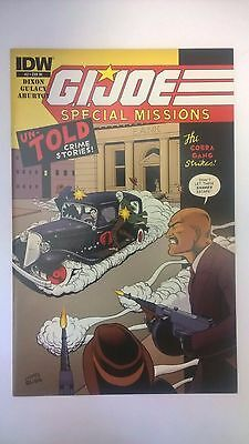 Gi Joe Special Missions Issue 2 Ri Cover Idw Nm