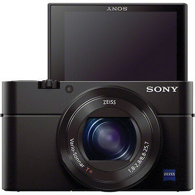 Sony Cyber-shot DSC-RX100 III Digital Camera - Mark 3