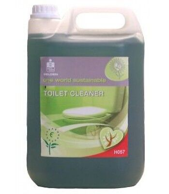 Selden H057 Eco Friendly Toilet Cleaner - 5 Litre Bottle