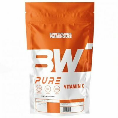 Vitamin C Powder - 100% Pure Pharmaceutical Grade Ascorbic Acid (250g)