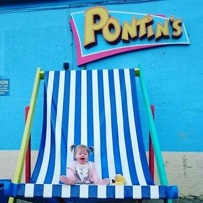4 night stay in brean sands holiday park (4 people)