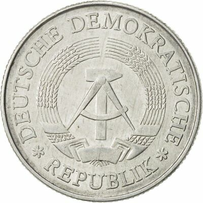 [#468986] GERMAN-DEMOCRATIC REPUBLIC, 2 Mark, 1978, Berlin, SS+, Aluminium