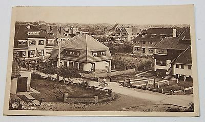Duinbergen - Extension - panorama - Carte Postale Ancienne