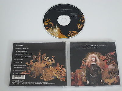 Loreena Mckennitt/the Mask And Mirror(Wea 4509-95296-2) Cd Álbum