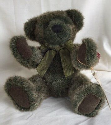 """Russ Berrie VINTAGE COLL. #2110 TIMPERLEY  11"""" with tag Jointed"""