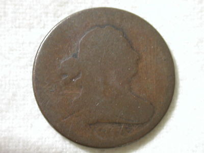 1804 U.S. Draped Bust Half-Cent Type About Good