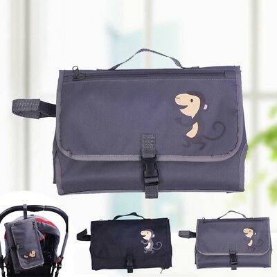 Baby Infant Portable Foldable Waterproof Diaper Nappy Outdoor Changing Pad Mats
