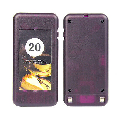Call Coaster Pager Receiver for Wireless Paging Queuing System 433MHz New*