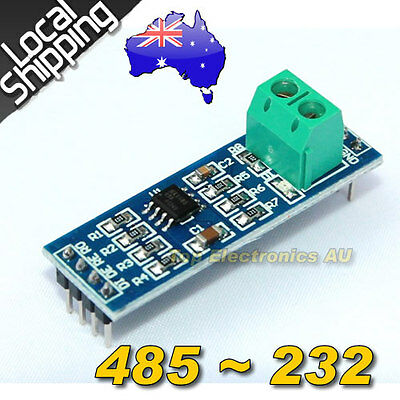 TTL UART to 485 RS485 RS422 Converter Transceiver Module MAX485 RS232 OZ