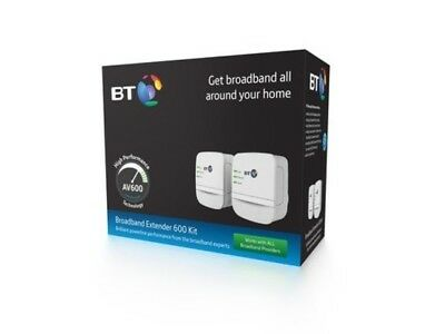 WiFi Broadband Extender Signal BT Network Connection Booster Internet Home 600MB