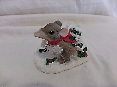 Charming Tails SIGNED Winter Whirlwind 87114 DEAN GRIFF(31)