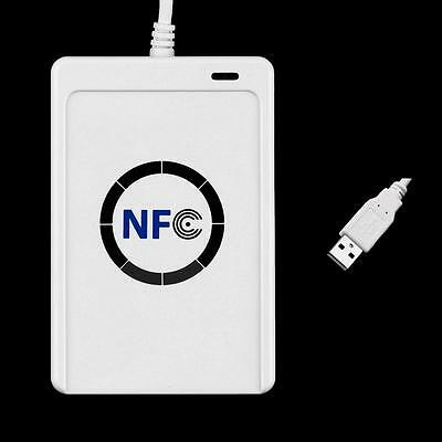 NFC ACR122U RFID sans contact Smart Reader & Writer / USB + 5x Mifare IC Card AH