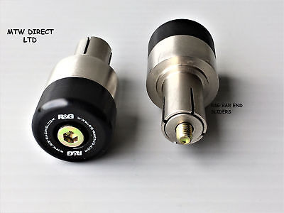 Ducati Sport Classic 1000S 2008 R&G bar end weights sliders protectors
