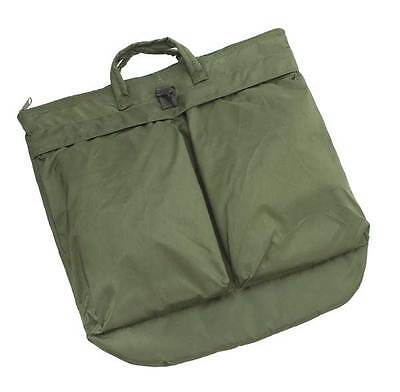 US Flyer's Pilot Helmet Bag Green