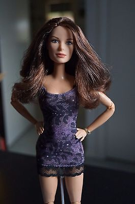 Mattel Barbie Lois Lane Kate Bosworth Doll Loose Dressed