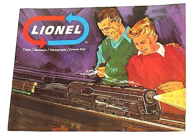 Lionel 1966 Consumer Train Catalog Mint NOS Original