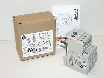 Allen Bradley 193-EECB Overload Relay  New in Box