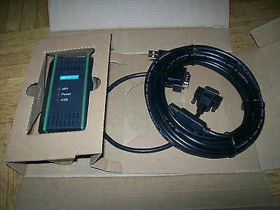 Siemens Simatic S7 6ES7972-0CB20-0XA0; PC Adapter USB