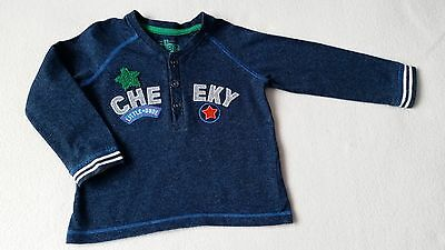 Stylish Baby Boys Long Sleeve Top (9-12 Months)