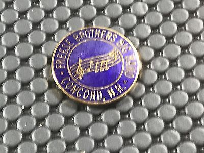 pins pin BADGE MUSIQUE MUSIC JAZZ FREESE BROTHERS BIG BAND CONCORD