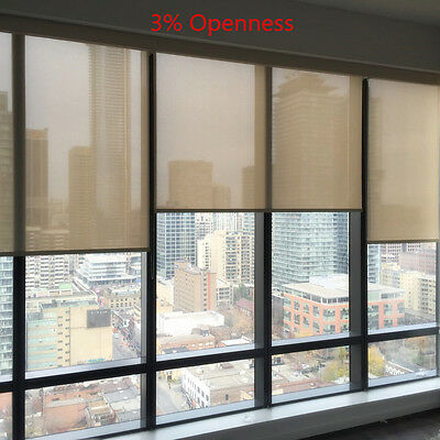 Roller Shade Opennes Series G3  Blind Home Window Custom Made In Canada