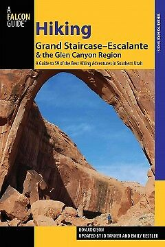 Falcon Guides Hiking Grand Staircase-Escalante & The Glen Canyon Region - NEW -