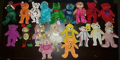 24 Beanie Kids/babies Rare-not so rare