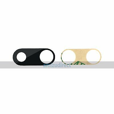 "Apple iPhone 7 Plus 5.5"" Rear Camera Glass Lens Cover Replacement w/Adhesive"