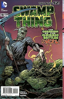 Swamp Thing #19   * First Print *   Nm