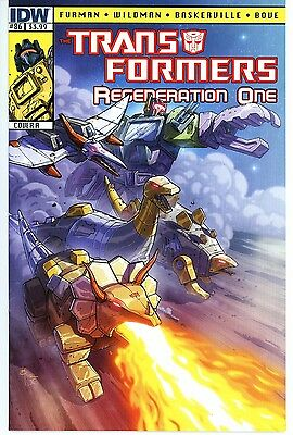 Transformers Regeneration One  #86 * First Print * Dinobots    Nm