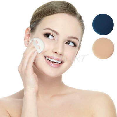 Make up Face Foundation Sponge Powder Puff Pad Blender Blending Flawless Smooth