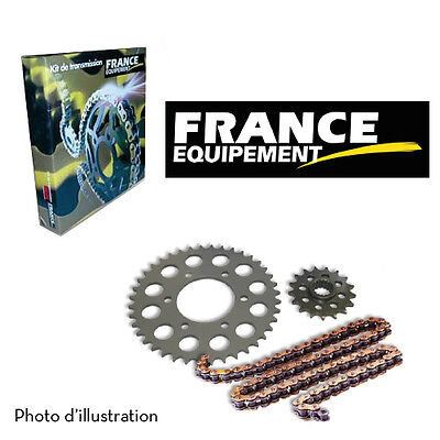 Kit Chaine France Equipement Yamaha MT 125 '15/16
