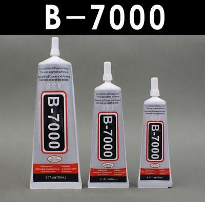 B-7000 Glue Industrial Adhesive For iPhone Frame Bumper Jewelry 15ml 50ml 110ml