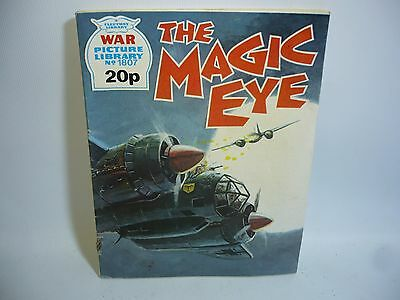 War Picture Library - The Magic Eye - Issue 1807 - Dated 1980