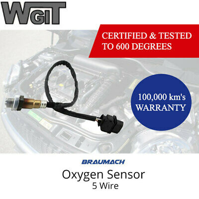 O2 Oxygen Sensor For Holden Commodore VZ LE0 / LY7 2005-2007 3.6L V6 5 Wire