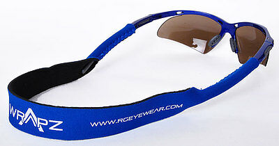 Wrapz Floating Neoprene Glasses Strap Head Band 45cm 11 Colour Choice STRAP ONLY