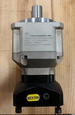 Apex Planetary Gearbox AB090-S2-P2 30:1 Reducer