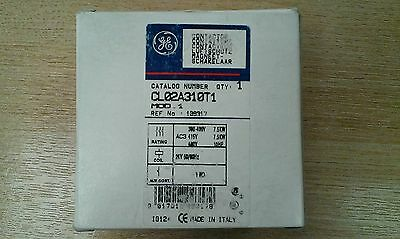 New GE General Electrics CL02A310T1 Contactor 7.5kw 400v,coil voltage 24v