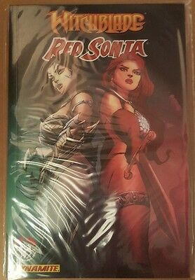 Witchblade Red Sonja Nm/m Bagged As Soon As It Came In Never Opened Vhtf