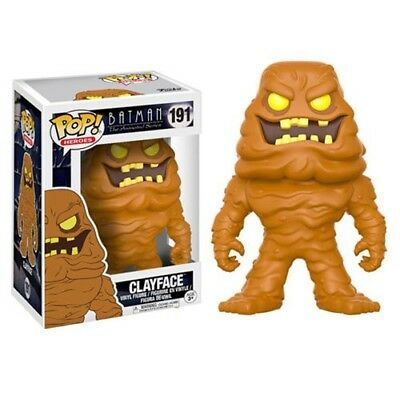 Funko Pop! Batman Animated Series - Clayface #191 Vinyl Figure IN STOCK