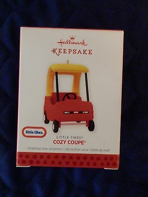 Hallmark Keepsake Ornament Little Tikes Cozy Coup 2013