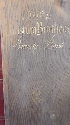 Christian Brothers Limited Edition Brandy Book
