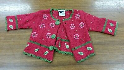 Pumpkin Patch Branded Knitted Jacket Size 00